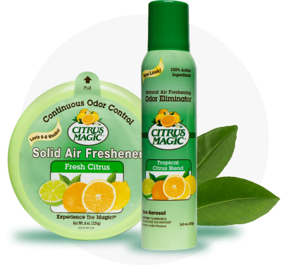 Citrus Magic Products