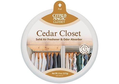 Cedar Closet Solid
