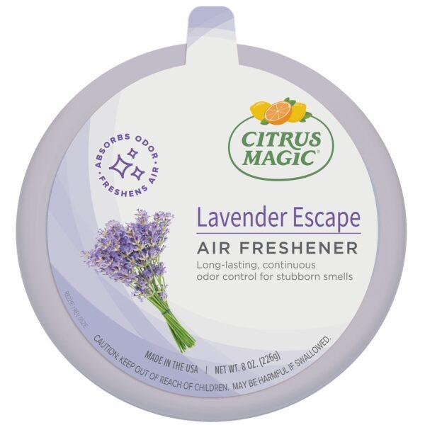 Citrus Magic Odor Absorbing Solid Air Freshener, Lavender Escape