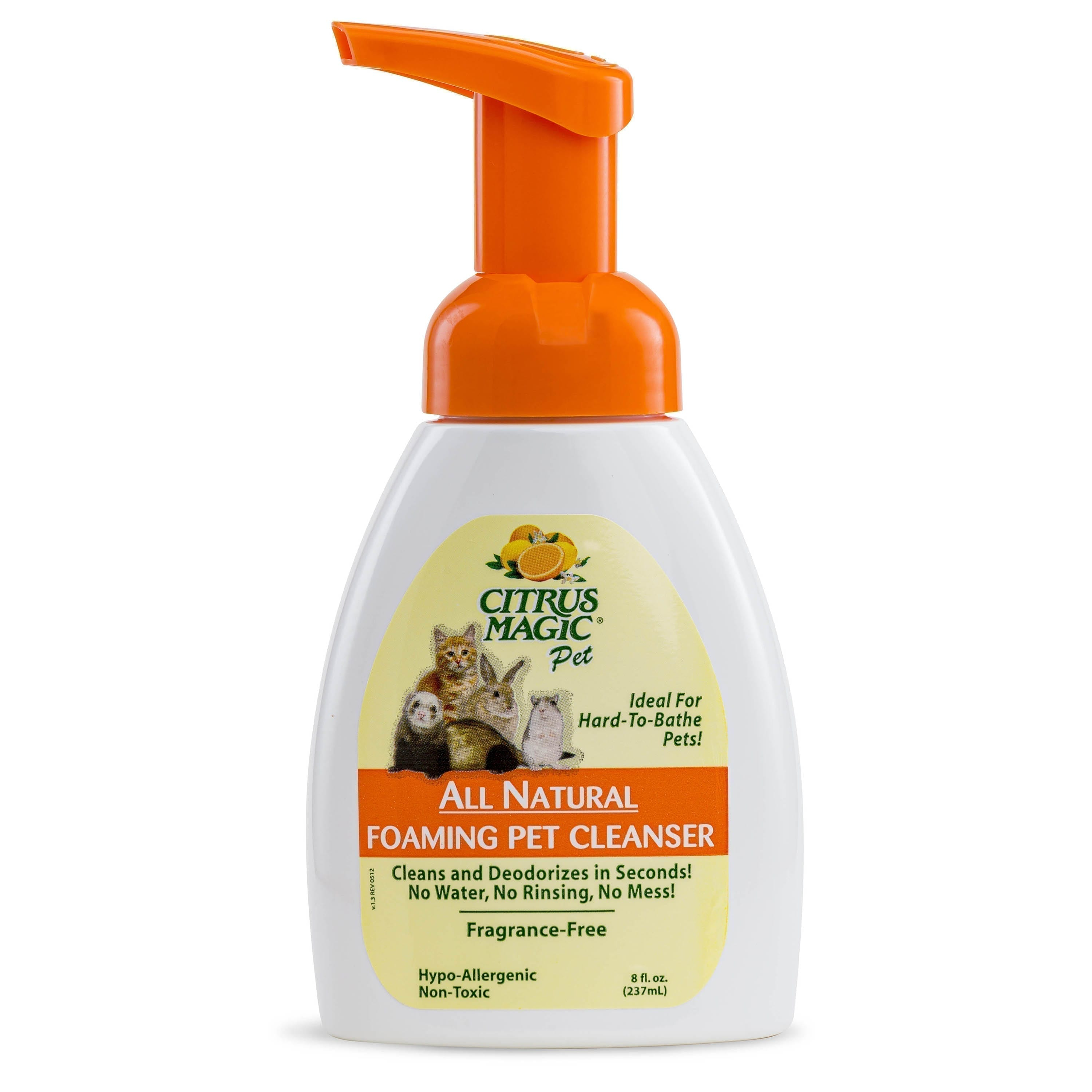 Citrus Magic Pet Foaming Pet Cleaner