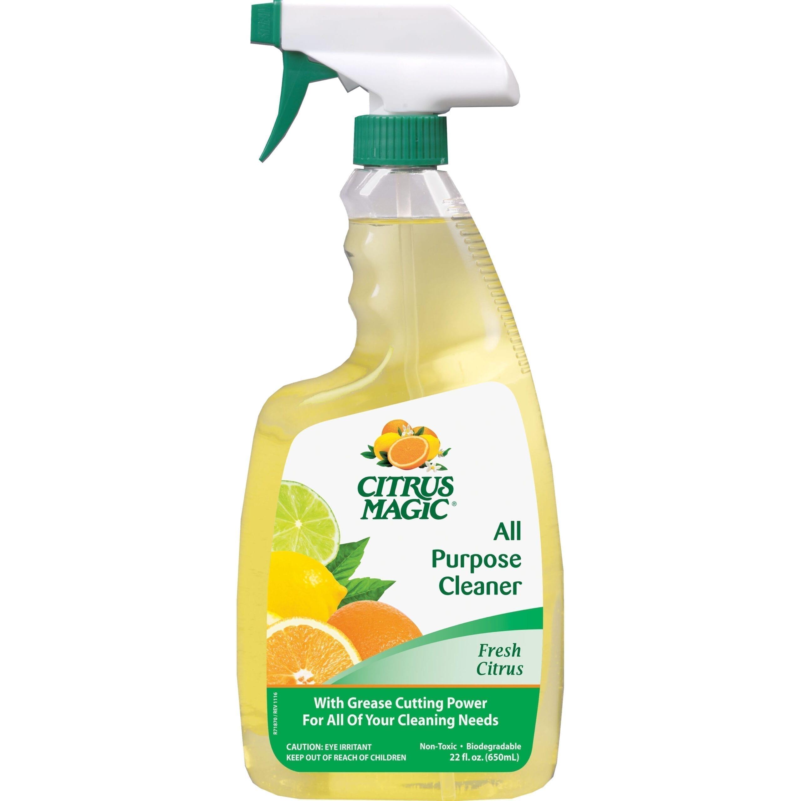 Citrus Magic All Purpose Cleaner, Fresh Citrus