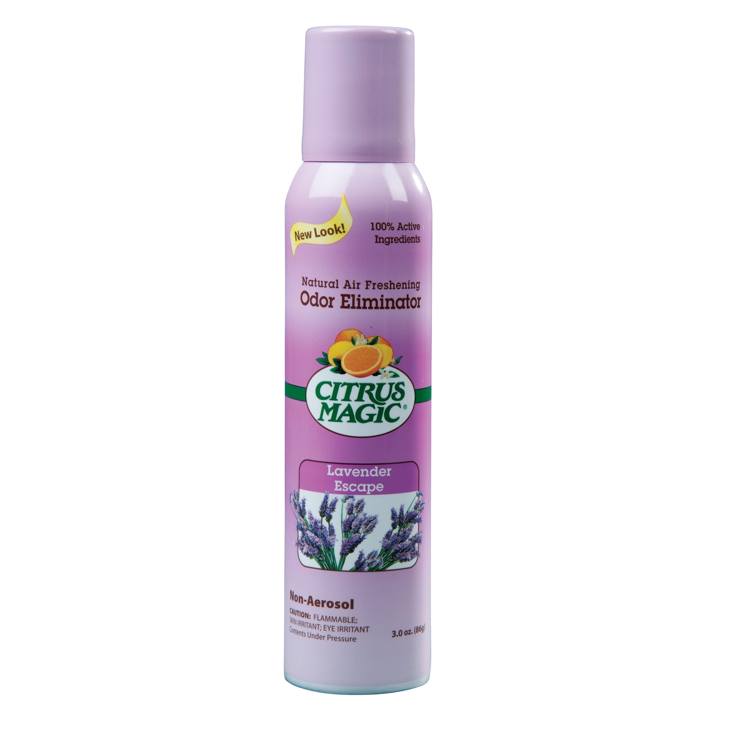 Citrus Magic Natural Odor Eliminating Air Freshener Spray, Lavender Escape
